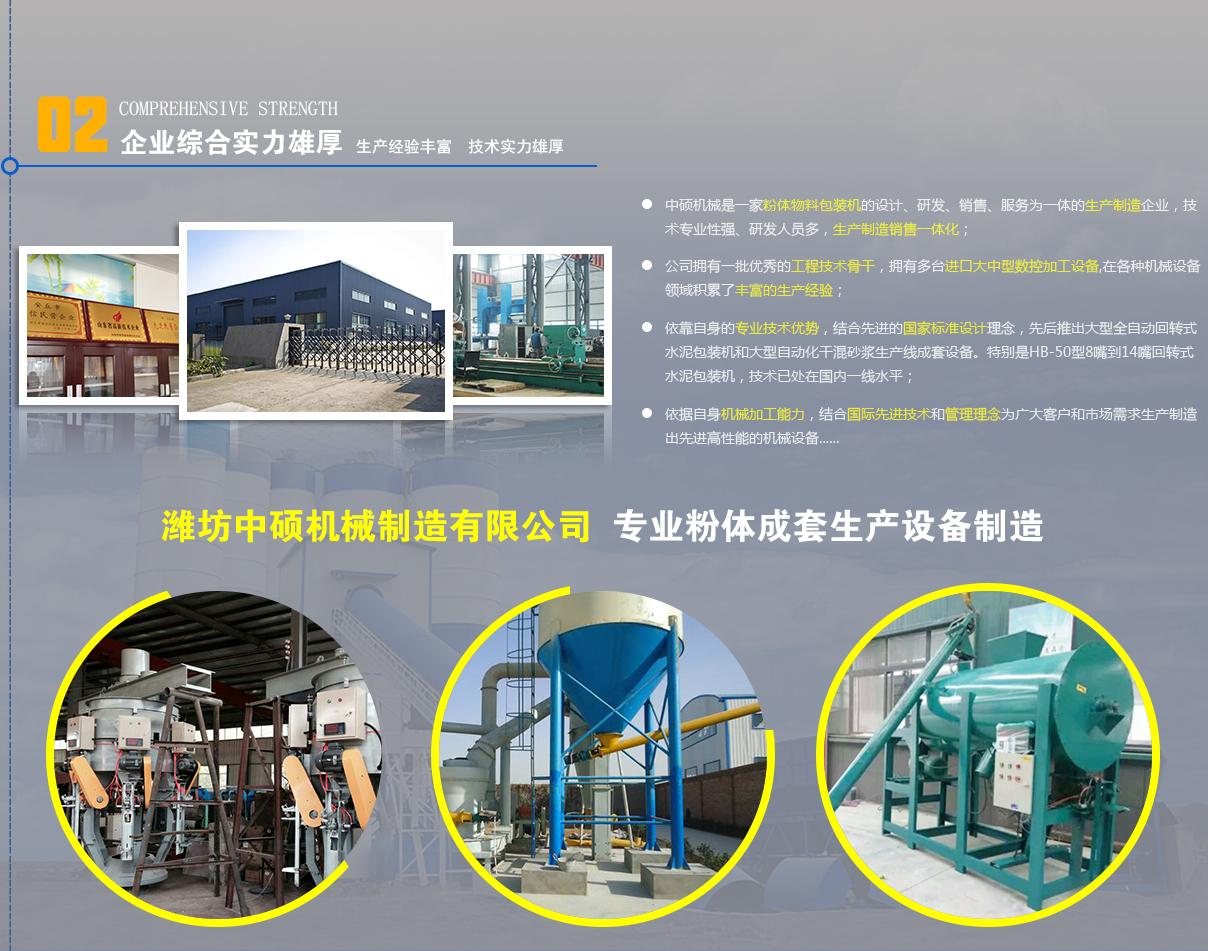 潍坊中硕机械制造有限公司产品