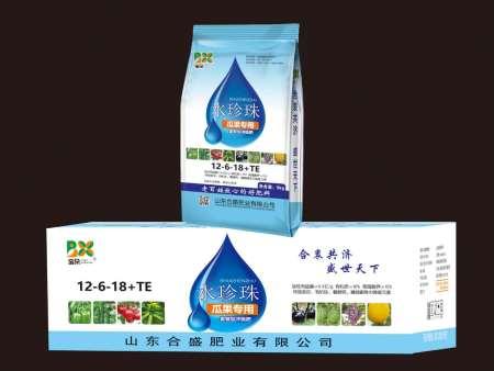 瓜果专用水溶肥产品介绍