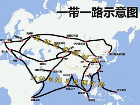 一带一路战略促进中国制造业的发展
