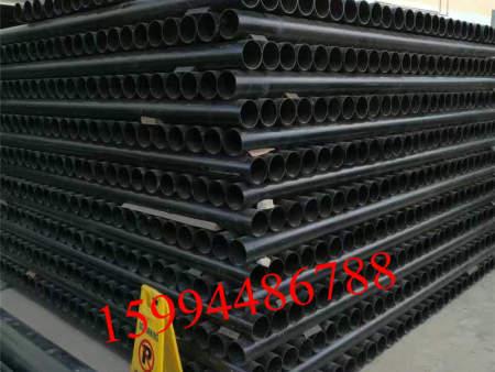 排水管道安装——W型柔性接口排水铸铁管