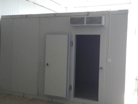 蘭州冷庫?——冷庫的基本知識安裝重要的部分小型冷庫