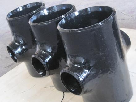 高压对焊四通生产厂家和传统的昨天告别,向规范的未来迈进。|四通-圣泽重工有限公司..