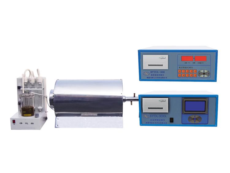 BYTDL-3000系列智能定硫仪