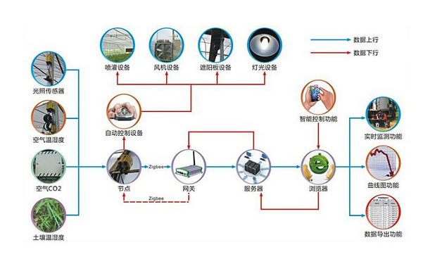 物联网智能控制系统