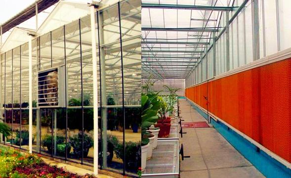 温室湿度调控