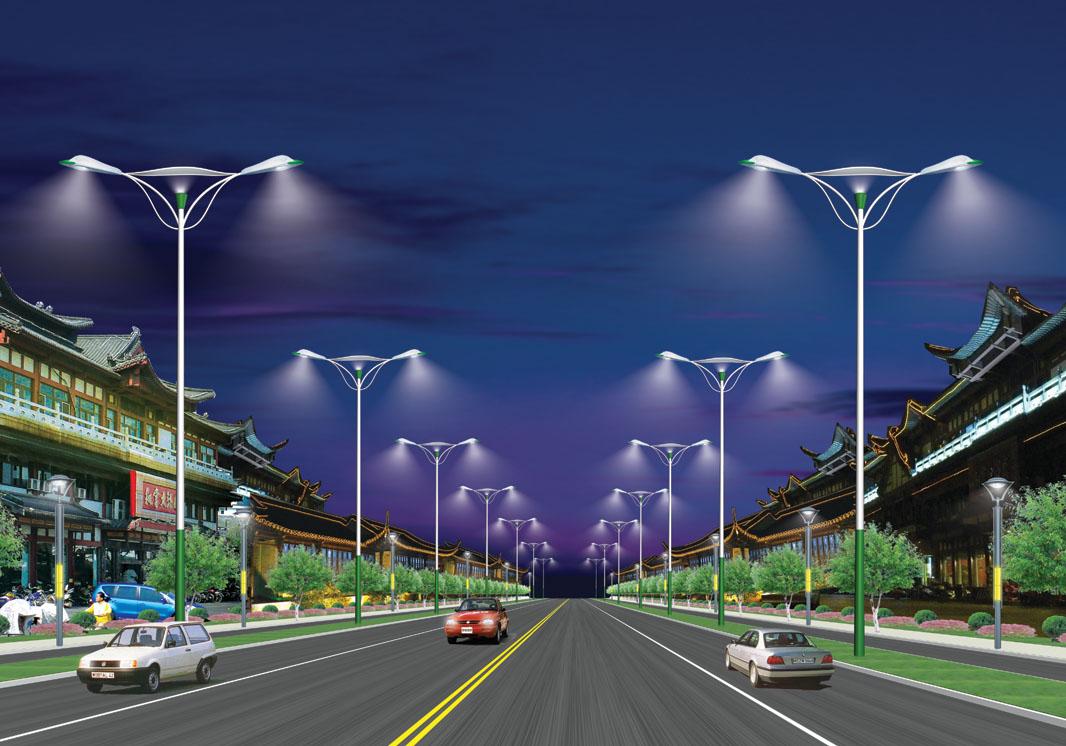 陕西市政道路照明