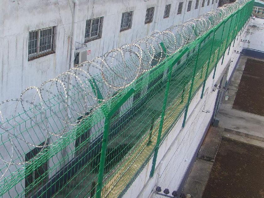 Y型監獄圍欄