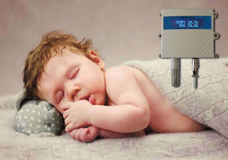 母婴室温湿度传感器