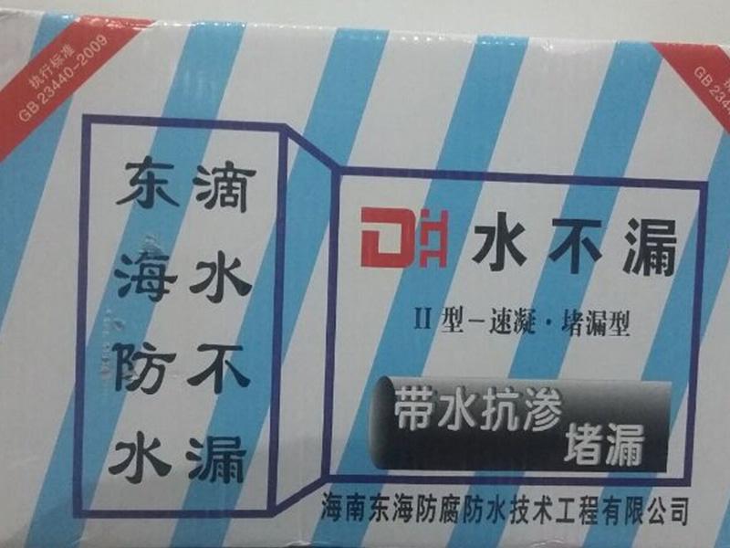 水不漏 S |堵漏材料-海南东海防腐防水技术工程有限公司