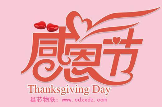鑫芯物联感恩节