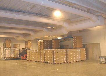 烟草仓库温湿度监控系统