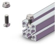 T型螺栓-国标30系列紧固件