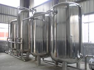 鐵錳濾除器