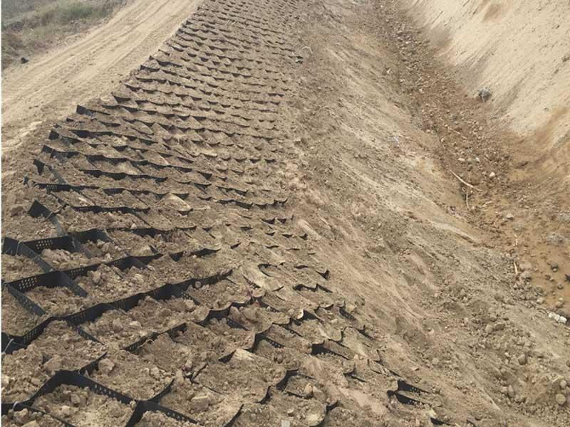地基土工格室|土工格室-肥城博远土工材料有限公司