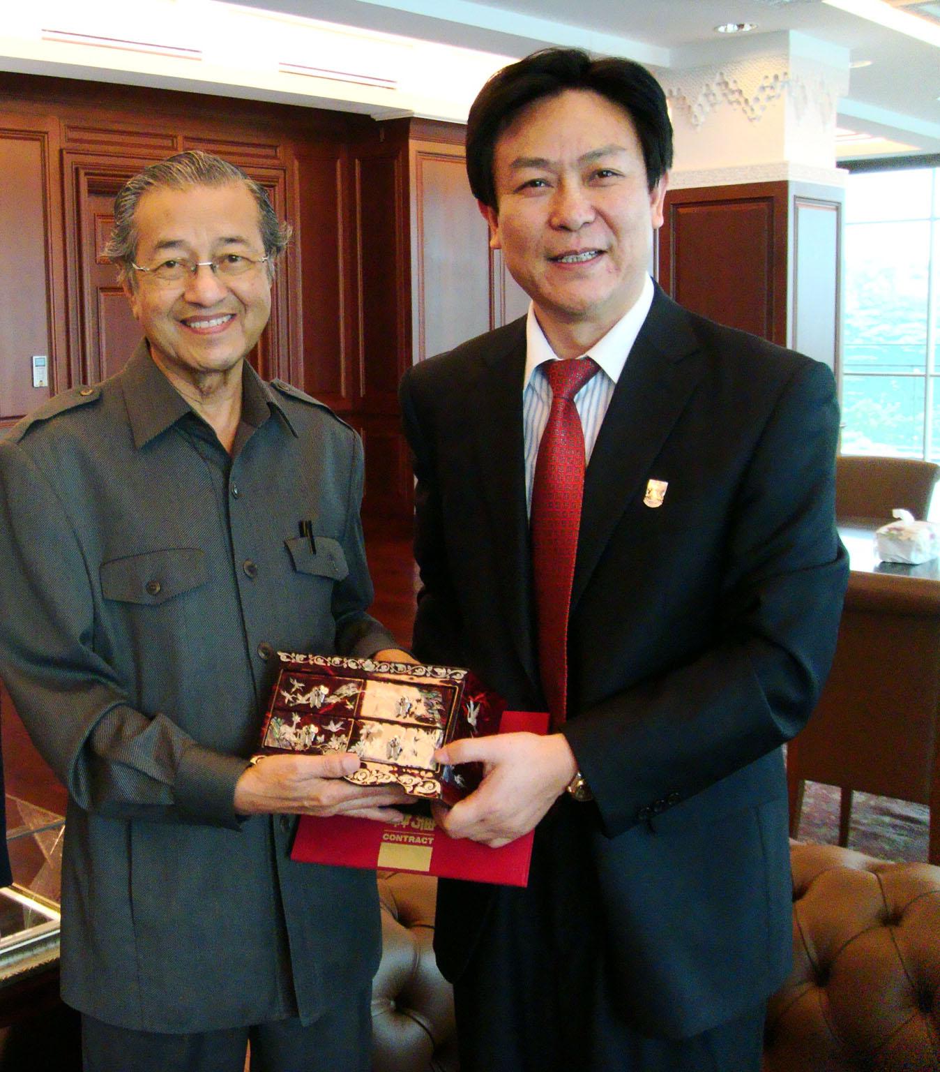 马来西亚前首相马哈蒂尔 - 副本.jpg