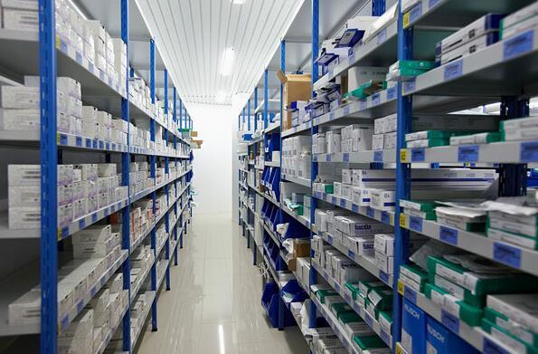 GSP药品仓库温湿度监控系统