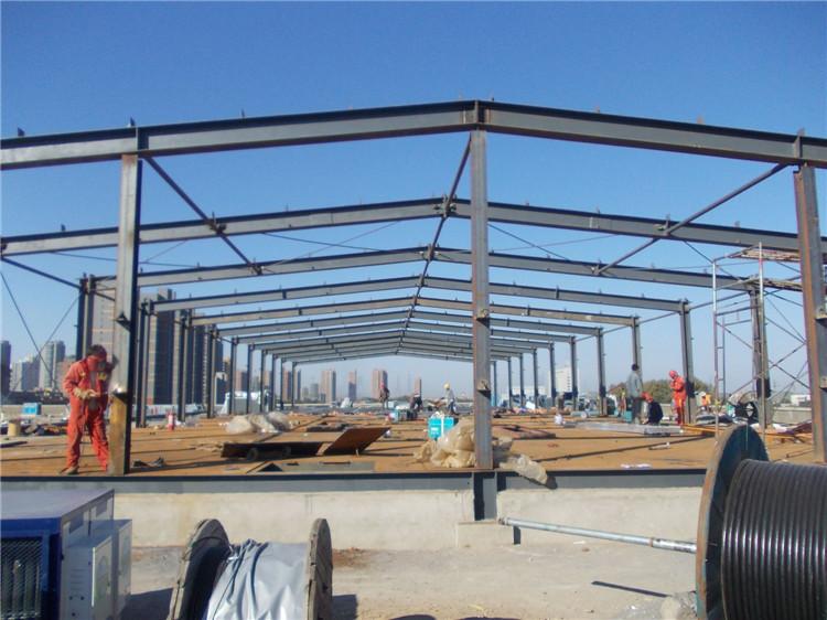 钢结构工程|翰隆焊接最新资讯-盘锦市兴隆台区翰隆焊接安装中心