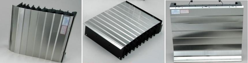 上海耐高温风琴防护罩