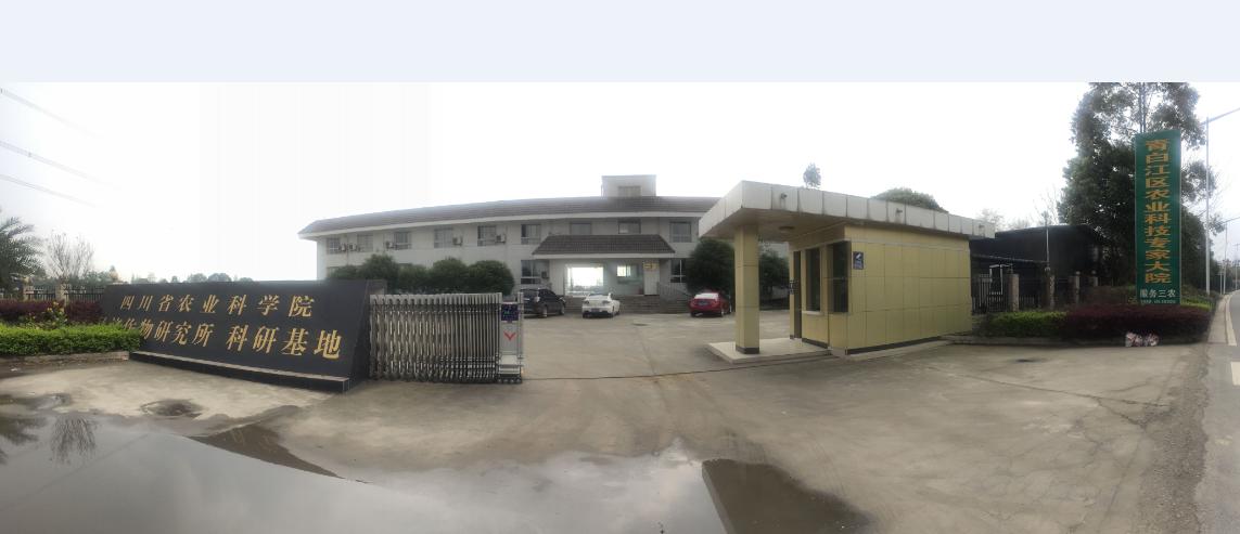 青白江农科院