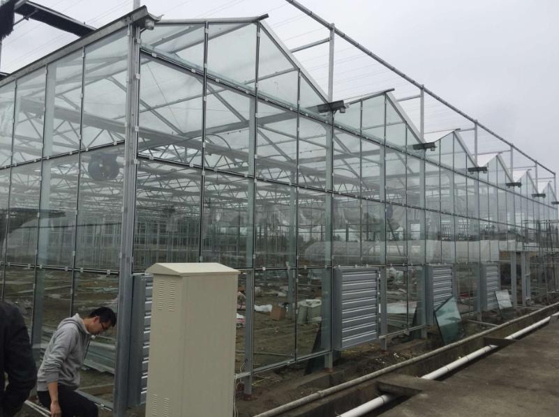 青白江温湿环境监测系统