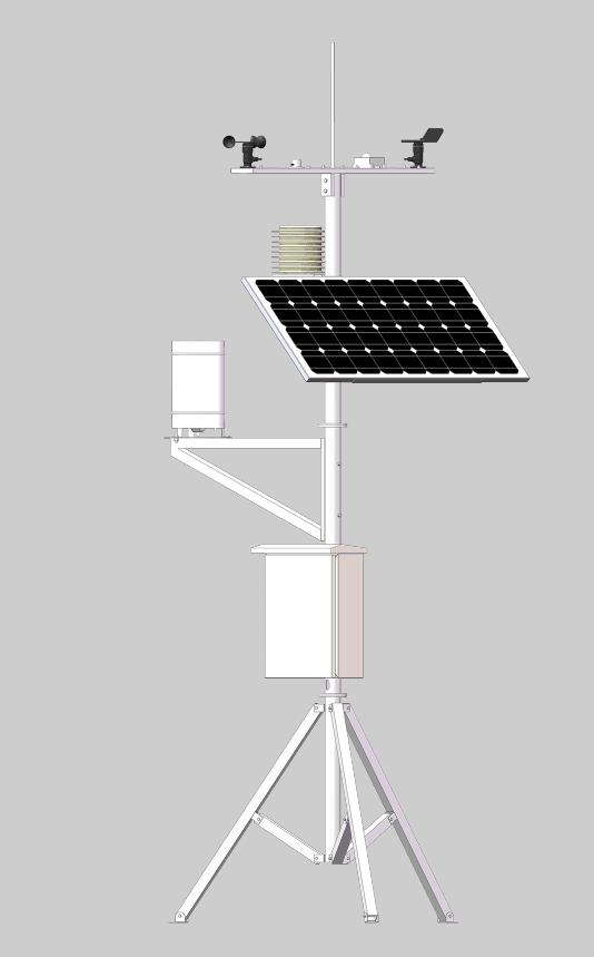 大田环境监测自动气象站