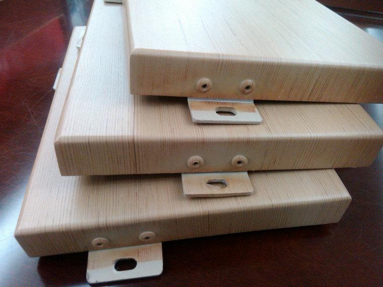 木纹氟碳铝单板特点