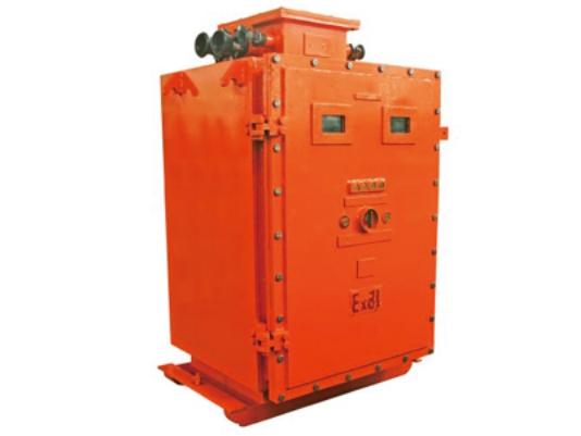 矿用隔爆型除铁器用控制箱