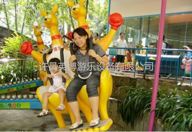 袋鼠跳游乐设备|欢乐袋鼠跳-许昌英博游乐设备有限公司