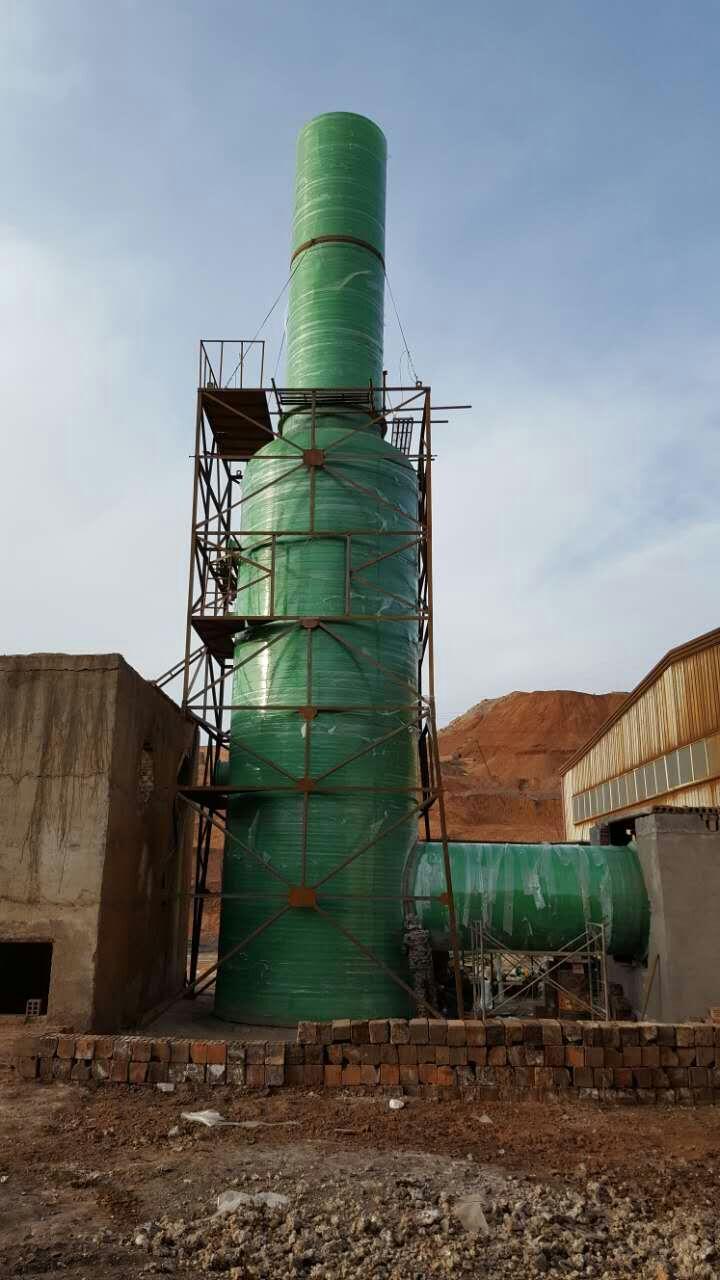 脱硫塔 脱硫塔-兰州成信玻璃钢有限企业