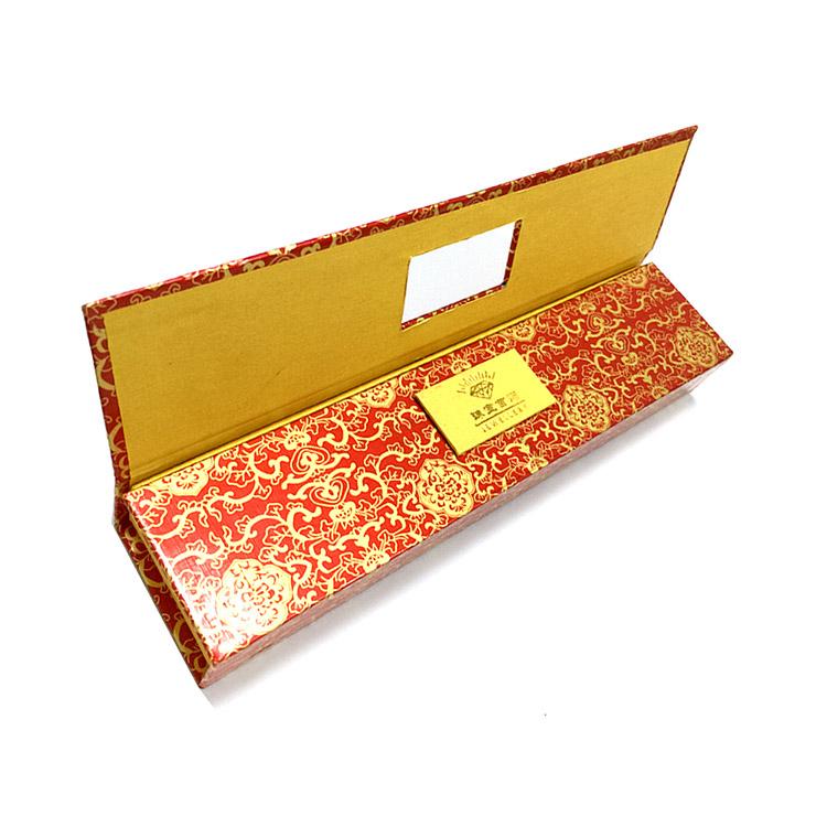 项链盒 饰品首饰盒|项链盒-四会市富兴纸品首饰盒加工场