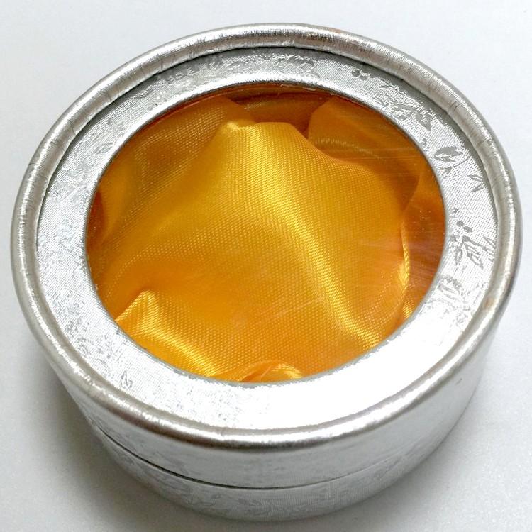 高檔透明開窗蓋圓形包裝盒|珠寶盒-四會市富興紙品首飾盒加工場