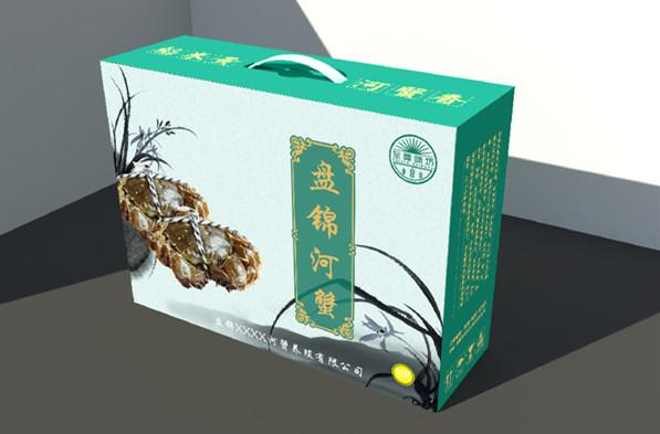 盤錦河蟹禮盒
