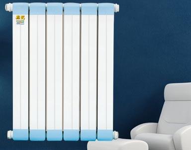 铜铝钢铝复合采暖器