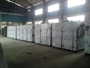 304不銹鋼藥品熱風循環烘箱