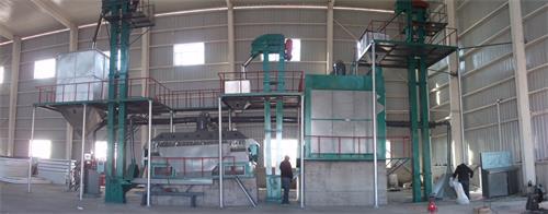 玉米加工生产线