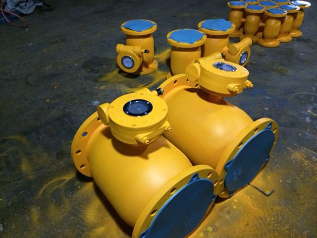 天然氣渦輪全焊接法蘭球閥.jpg