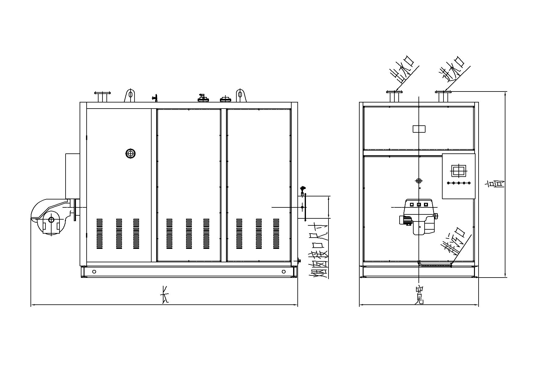 真空热水机组总图.Jpg