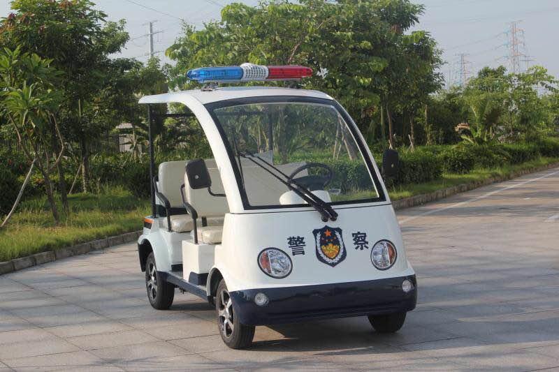 DN-5A 电动巡逻车|四轮电动巡逻车-肇庆市莱福特机械设备有限公司