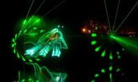 全彩激光及投影水幕電影設備