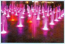 LED系列水下彩燈