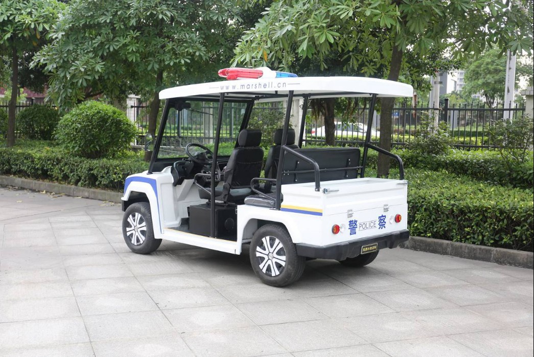 DN-4-6悍马款巡逻车|四轮电动巡逻车-肇庆市莱福特机械设备有限公司