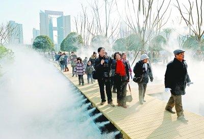 武漢洪山廣場