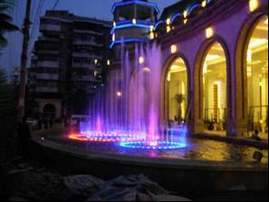 武漢沃特噴泉