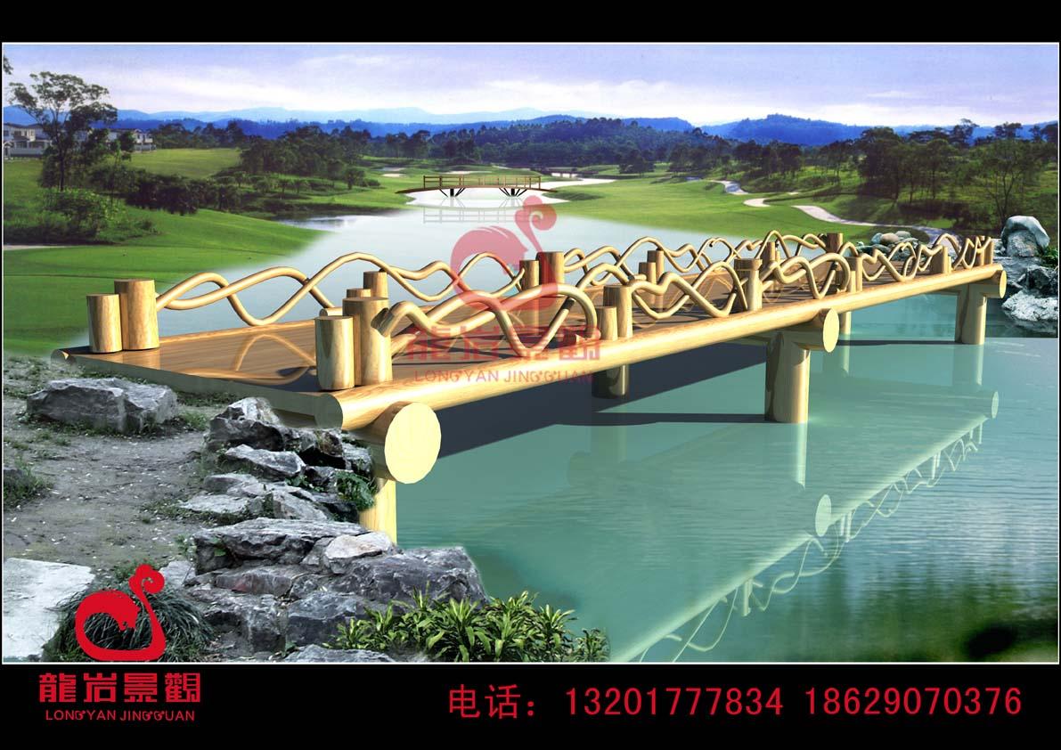 咸阳仿木桥设计制作.jpg