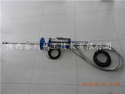 伸縮式點火檢測燃燒器