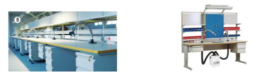 电子焊接烟雾净化系统