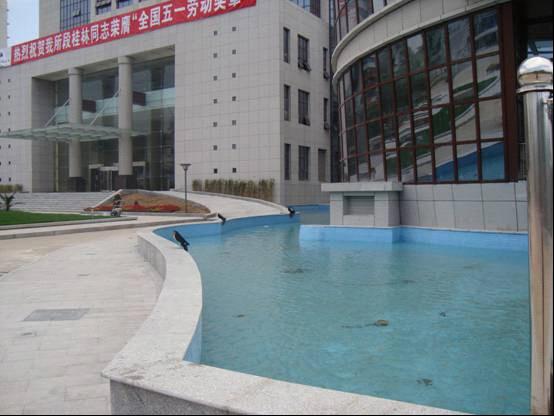 武漢景觀水