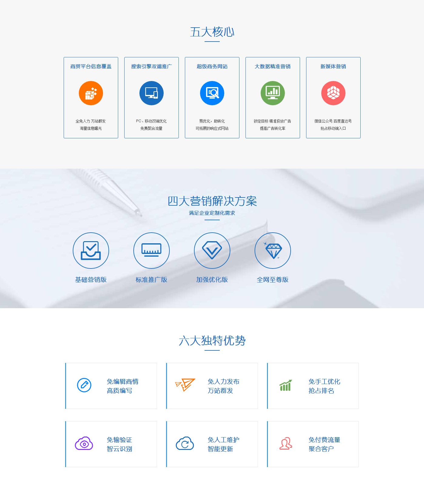 企业网络推广 B2B信息发布 全自动整合营销工具软件-258商务卫士.png