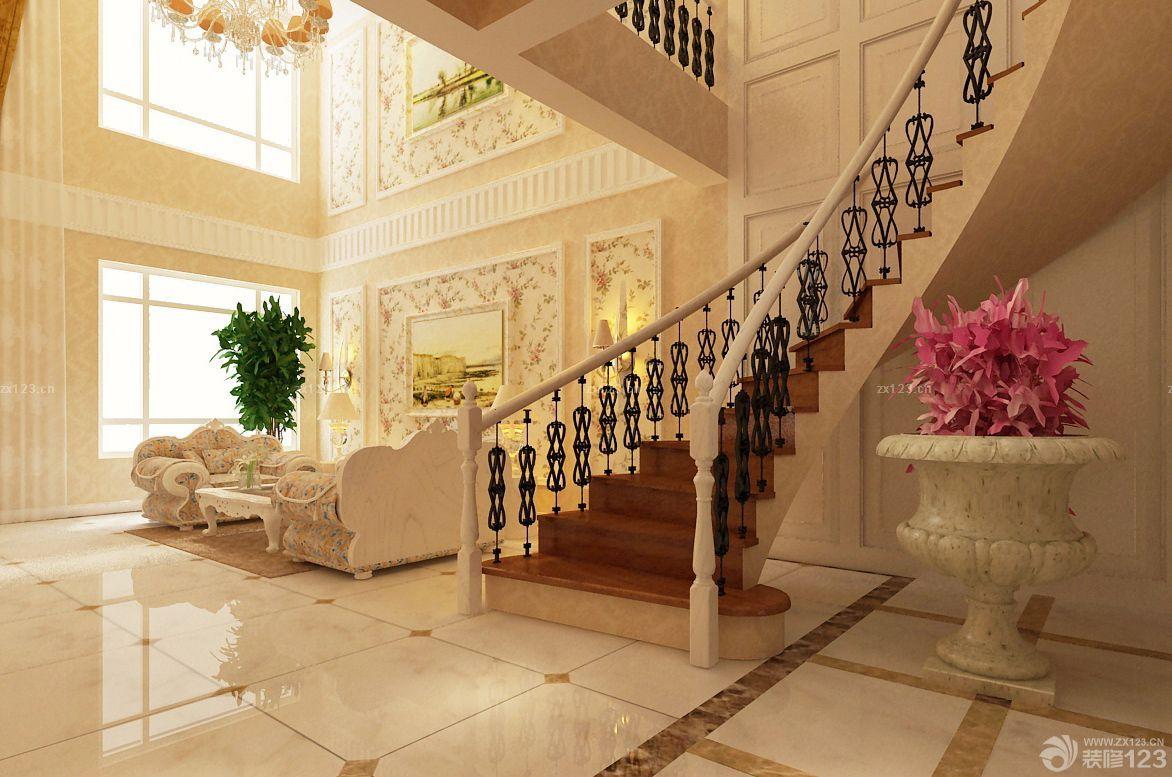 美式风格_美式风格价格_美式风格厂家_希尔登实木楼梯