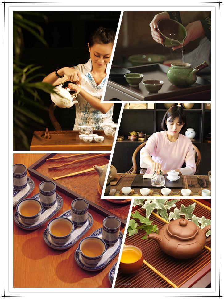 重庆茶艺培训